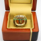 1987 Denver Broncos AFC American Football Championship Ring