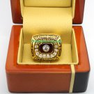 1990 Buffalo Bills AFC American Football Championship Ring