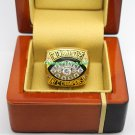 1997 Green Bay Packers NFC National Football Conference Championship Ring