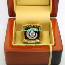 2001 St. Louis Rams NFC National Football Conference Championship Ring