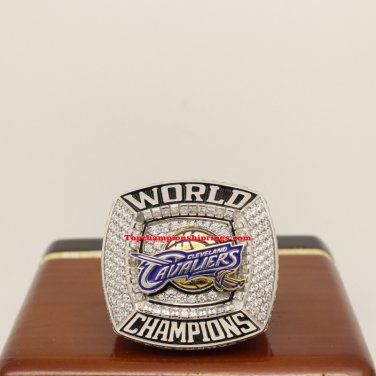 2016 Cleveland Cavaliers NBA Basketball Fans World Championship Ring