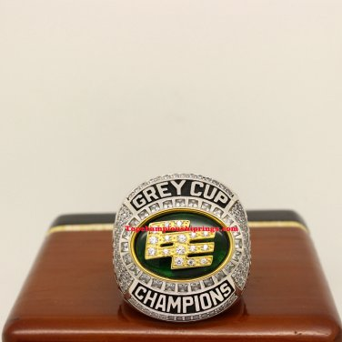 2015 Edmonton Eskimos 103rd Grey Cup Football Championship Ring