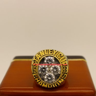 1983 New York Islanders NHL Stanley Cup Hockey Championship Ring