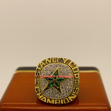 1999 Dallas Stars NHL Stanley Cup Hockey Championship Ring