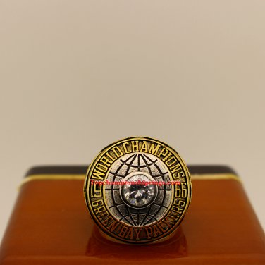 1966 Green Bay Packers Super Bowl I nfl Football Championship Ring
