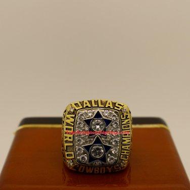 1977 Dallas Cowboys Super Bowl XII nfl Football Championship Ring