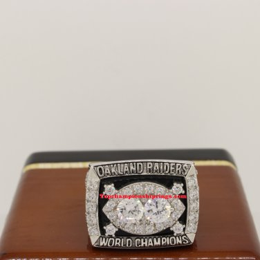 1980 Oakland Raiders Super Bowl XV nfl Football Championship Ring