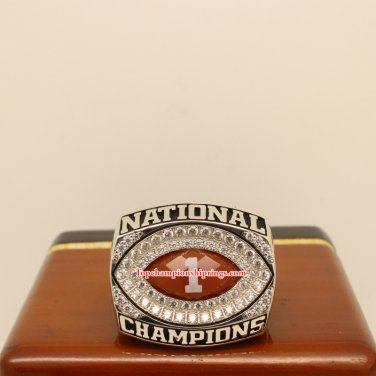 2003 Ohio State Buckeyes BCS NCAA Football Championship Ring