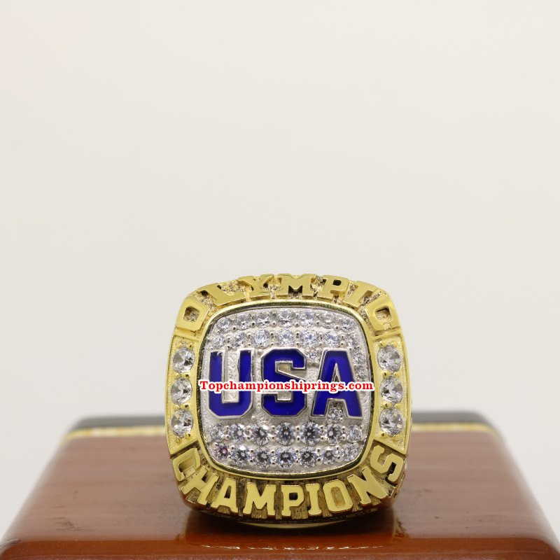 2016 USA men's Olympic basketball Championship Ring