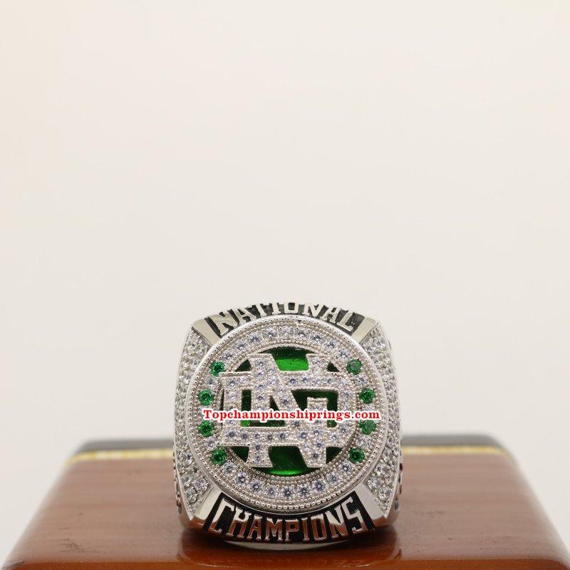 2016 North Dakota Fighting Hawks men's ice hockey Championship Ring