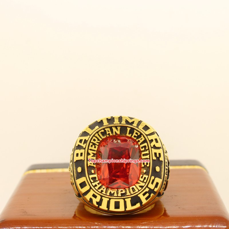 1979 Baltimore Orioles AL American League Baseball Championship Ring