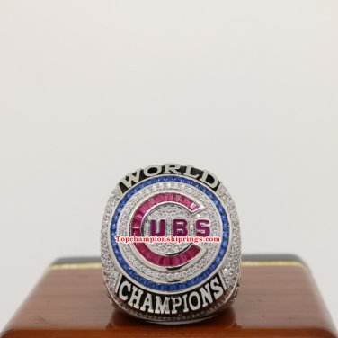 2016 Chicago Cubs MLB World Series Championship Ring