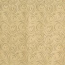"""54"""""""" B307 Beige, Abstract Swirl Microfiber Upholstery Fabric By The Yard"""