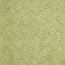 """54"""""""" B373 Green, Abstract Indented Lines Microfiber Upholstery Fabric By The Yard"""