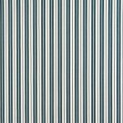 "54"""" B464 Navy, Ticking Striped Indoor Outdoor Marine Scotchgard Upholstery Fabric By The Yard"