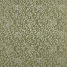 "B604 Light Green, Contemporary Floral Jacquard Woven Upholstery Fabric By The Yard | 54"""" Wide"