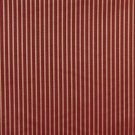 "B616 Red, Striped Jacquard Woven Upholstery Fabric By The Yard | 54"""" Wide"