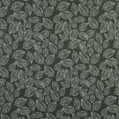 """B619 Green, Floral Leaf Jacquard Woven Upholstery Fabric By The Yard 