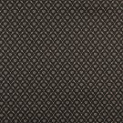 "B642 Black, Floral Trellis Jacquard Woven Upholstery Fabric By The Yard | 54"""" Wide"
