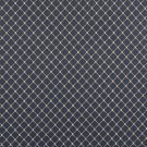 """B645 Navy Blue, Diamond Jacquard Woven Upholstery Fabric By The Yard   54"""""""" Wide"""