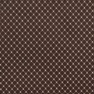 """B648 Brown, Diamond Jacquard Woven Upholstery Fabric By The Yard 