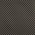 "B651 Black, Diamond Jacquard Woven Upholstery Fabric By The Yard | 54"""" Wide"