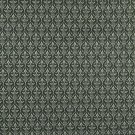 "B664 Green, Diamond Cameo Jacquard Woven Upholstery Fabric By The Yard | 54"""" Wide"