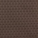 """B666 Brown, Diamond Cameo Jacquard Woven Upholstery Fabric By The Yard 