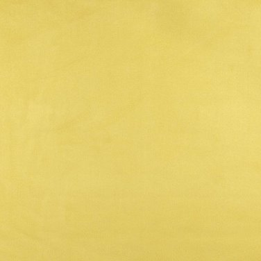 "54"""" Wide C080 Yellow, Microsuede Upholstery Grade Fabric By The Yard"