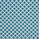 "54"""" D667 Aqua Blue, Diamond Scotchgarded Outdoor Indoor Marine Fabric By The Yard"