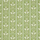 """54"""""""" D673 Lime Green, Striped Scotchgarded Outdoor Indoor Marine Fabric By The Yard"""