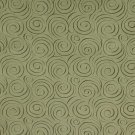 "54"""" D833 Light Green, Abstract Swirl Microfiber Upholstery Fabric By The Yard"