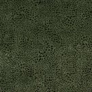 "54"""" D847 Dark Green Indented Animal Spots Microfiber Upholstery Fabric By The Yard"