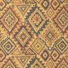 "54"""" E101 Southwestern, Navajo, Lodge Style Upholstery Grade Fabric By The Yard"
