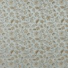 """54"""""""" E623, Floral Light Blue And Gold Damask Upholstery And Window Treatment Fabric By The Yard"""
