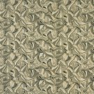 "54"""" Wide F342 Gold, Black And Silver, Abstract Contemporary Upholstery Grade Fabric By The Yard"