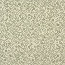"""F419 Green And Beige Floral Matelasse Reversible Upholstery Fabric By The Yard 