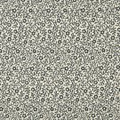 """F421 Navy Blue And Beige Floral Matelasse Reversible Upholstery Fabric By The Yard 