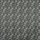"54"""" F700 Black, Leaf Floral Heavy Duty Crypton Commercial Grade Upholstery Fabric By The Yard"