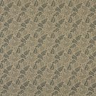 """54"""""""" F707 Mocha Brown, Leaf Floral Heavy Duty Crypton Commercial Grade Upholstery Fabric By The Yard"""