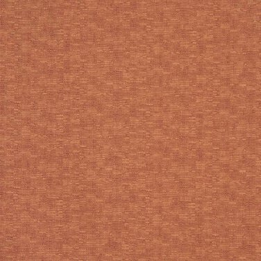 "54"""" Wide D914 Orange, Textured Solid Jacquard Woven Upholstery Fabric By The Yard"