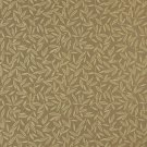 "54"""" Wide E201 Beige Floral Leaf Residential And Contract Grade Upholstery Fabric By The Yard"