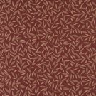 "54"""" Wide E211 Burgundy Wine Red Floral Leaf Residential Contract Grade Upholstery Fabric By The Yar"