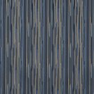 E226 Navy Blue Gold Abstract Striped Residential Contract Grade Upholstery Fabric By The Yard