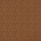 E247 Rust Red Gold Abstract Scrolls Residential Contract Grade Upholstery Fabric By The Yard