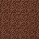 E253 Burgundy Small Scale Geometric Boxes Residential Contract Grade Upholstery Fabric By The Yard