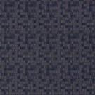 E255 Navy Blue Green Small Scale Geometric Boxes Residential Contract Upholstery Fabric By The Yard