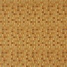 E258 Gold Small Scale Geometric Boxes Residential Contract Grade Upholstery Fabric By The Yard