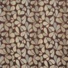 """54"""""""" Wide F525 Brown And Grey, Abstract Chenille Upholstery Fabric By The Yard"""
