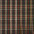 """54"""""""" Wide H479 Red, Green Gold And Blue, Textured Plaid Upholstery Grade Fabric By The Yard"""